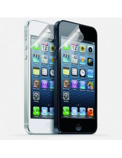 Цветное защитное стекло для iPhone 5