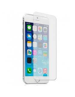 Цветное защитное стекло Tempered Glass для iPhone 6