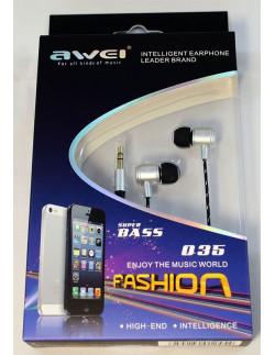 Наушники Awei ES-Q35