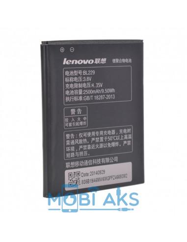 Аккумулятор Lenovo  BL229  (2500mAh)