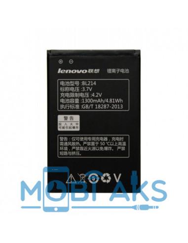 Аккумулятор Lenovo BL214