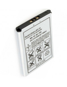 Аккумулятор Sony Ericsson BST-33 для K790/530 (750 мАч)