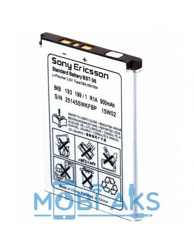 Аккумулятор Sony Ericsson BST-36 для J300/K310 (750 мАч)