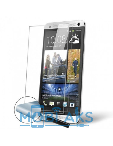Защитное стекло для HTC One M7