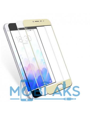 Цветное защитное стекло 3D Full Screen Meizu U20