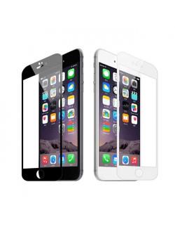 Защитное стекло на весь экран, цветное для Iphone 6