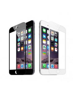 Цветное защитное стекло для Iphone 7