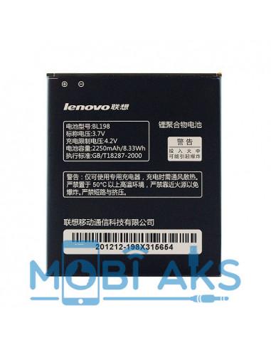 Аккумуляторная батарея для смартфонов Lenovo BL198