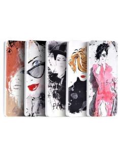 Внешний аккумулятор (Power Bank) HOCO B1 Painted Ladys 10000 мАч
