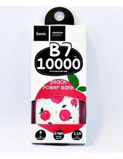 Внешний аккумулятор (Power Bank) HOCO B7 Fruit  10000 мАч