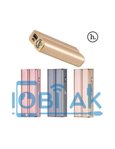 Внешний аккумулятор (Power Bank) UPB07 LED 5000 мАч