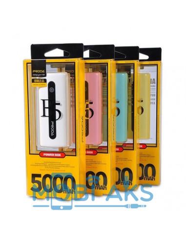 Внешний аккумулятор (Power Bank)  E5 Power Box 5000 мАч