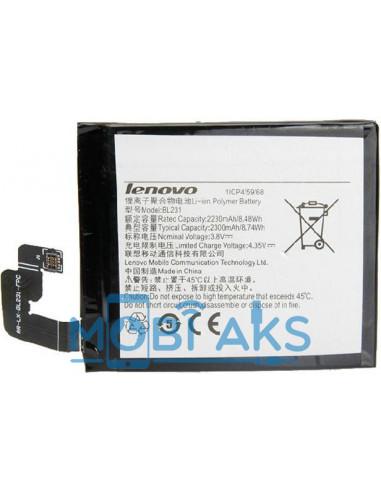 Аккумулятор Lenovo BL231