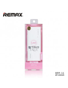 Внешний аккумулятор (Power Bank) Proda Star Talk RPP-11 12000 мАч