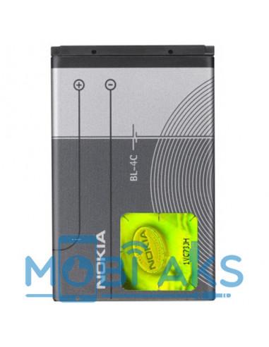 Аккумулятор (АКБ) BL-4С orig для телефонов Nokia (1202, 1203, 1661)