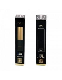 Внешний аккумулятор (Power Bank) Remax Lip Max RPL-12  2400 мАч