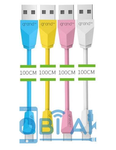 Кабель USB Grand Diamond Lightning