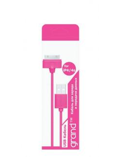 Кабель USB Grand for iPhone4/4S
