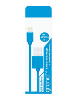 Кабель USB Grand for iPhone5/6