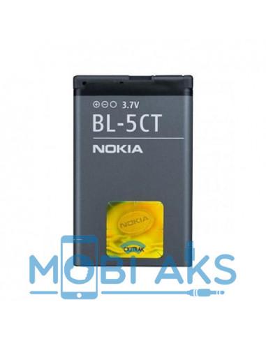 Аккумулятор для Nokia BL-5CT (5220 Xpress Music, Nokia C3-01, Nokia C5-00) 1050 мАч