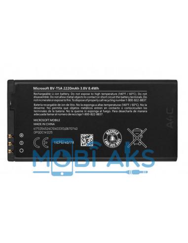 Аккумулятор Nokia BV-T5A