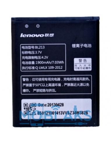 Аккумулятор Lenovo BL213