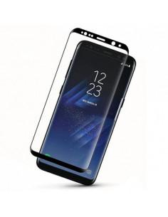 Цветное защитное стекло Samsung S8