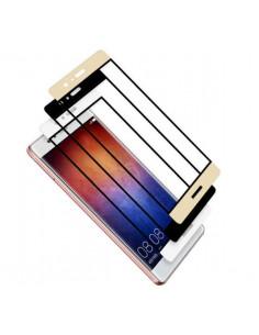 Цветное защитное стекло Huawei P8 Lite 2017