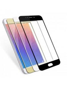 Цветное защитное стекло Meizu U10