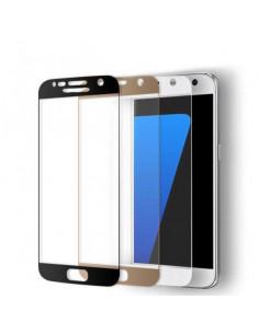 Цветное защитное стекло Samsung J530