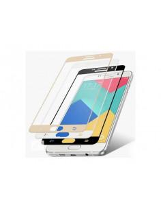 Цветное защитное стекло Samsung J730