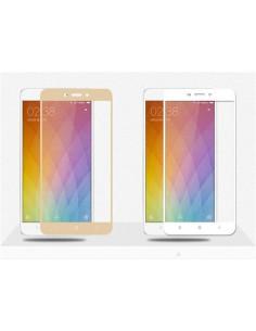 Цветное защитное стекло Xiaomi Redmi 3X