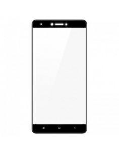 Цветное защитное стекло Xiaomi Redmi Note 4