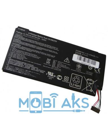 Аккумулятор  C11-ME172V для Asus MeMO Pad 7
