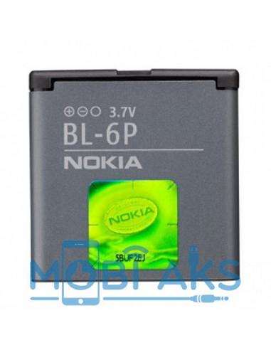 Аккумулятор для Nokia BL-6P ( Nokia 6500 classic, Nokia 7900 Prism) 700 мАч