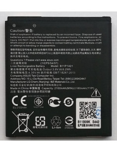 Аккумулятор B11P1421 для Asus Zenfone C