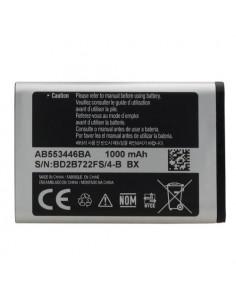 Аккумулятор AB553446B для Samsung C5212