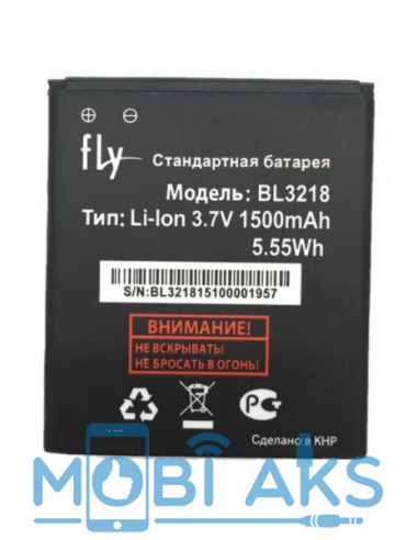 Аккумулятор BL3218 для Fly Era Windows
