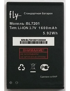 Аккумулятор BL7201 для Fly IQ445 Genius