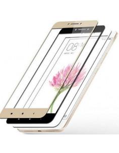 Цветное защитное стекло Xiaomi Redmi Note 4X