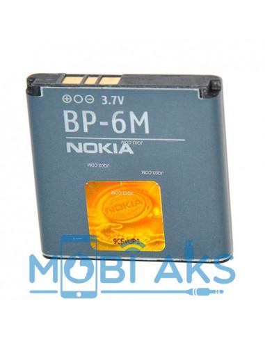Аккумулятор для Nokia BP-6M (N73/6233) 1150 мАч