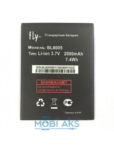 Аккумулятор BL8005 для Fly EVO Chiс 4