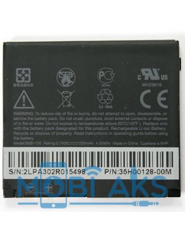 Аккумулятор BL39100 для HTC Sensation XL