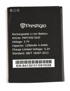 Аккумулятор PAP3350 для Prestigio 3350