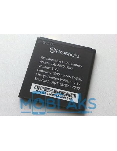 Аккумулятор PAP4040 для Prestigio 4040