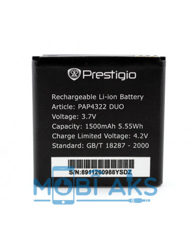 Аккумулятор PAP4322 для Prestigio 4322