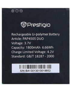Аккумулятор PAP4505 для Prestigio 4505