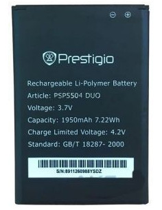 Аккумулятор PAP5504 для Prestigio 5504