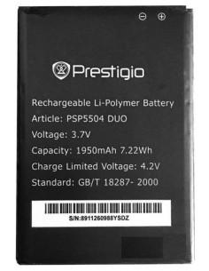 Аккумулятор PSP5504 для Prestigio 5504