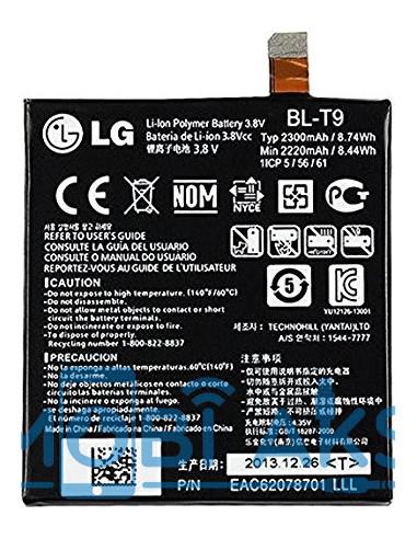 Аккумулятор BL-T9 для LG Google Nexus 5